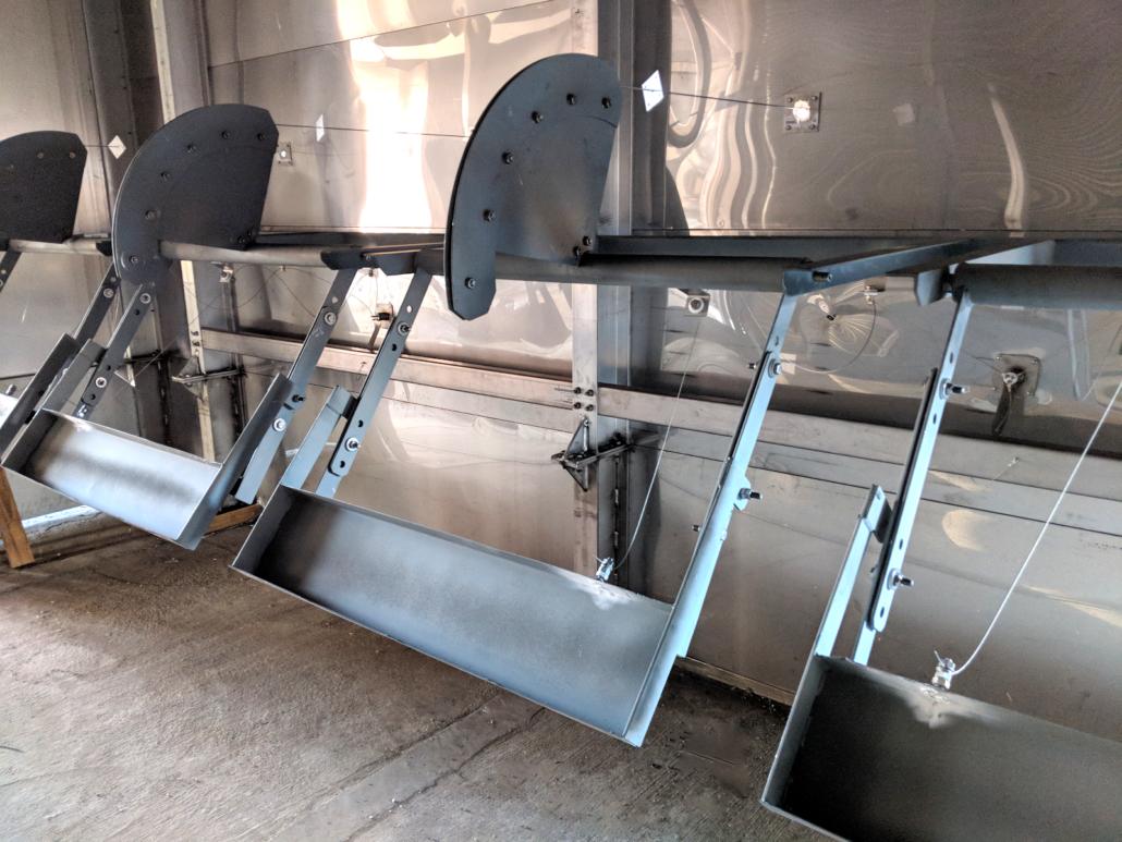 Drytrack Moisture Measurement System Interior